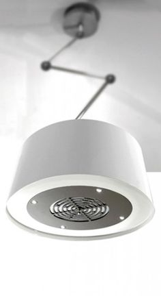 Ostrůvková digestoř SIRIUS SILT 21 WHITE Hotte Design, Sirius, Open Kitchen, Modern Decor, Kitchen Decor, Table Lamp, Interior Design, Lighting, Home Decor