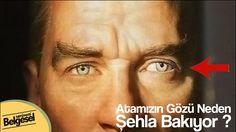 Atatürk'ün Sol Gözü neden şehla bakıyor ? ''Merak Ettiklerimiz''