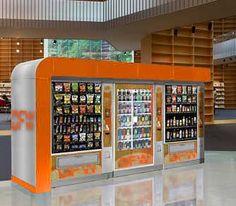 Design for vending machine... #graphic, #digital, #design
