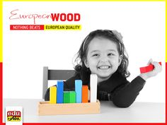 Because we care about our quality, we export the best European wood