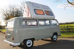 #vw camper van