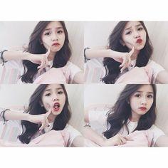 Cute Korean Girl, Cute Asian Girls, Korean Girl Groups, Hot Girls, Beautiful Girl Image, Gorgeous Women, Vietnam Girl, Hot Teens, Foto Pose