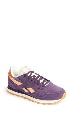 Reebok+'Classic+Leather+Suede'+Sneaker+(Women)+available+at+#Nordstrom
