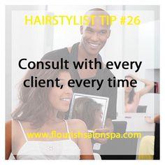 Hairstylist Tip #26