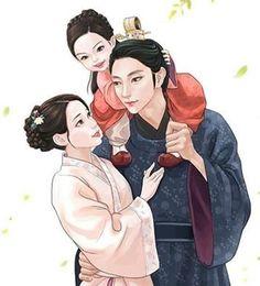 moon lovers scarlet heart ryeo happy end