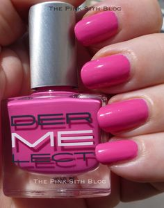 Dermelect Cosmeceuticals Colored, Peptide-Infused Nail Lacquers in Luxurious and Provocative click through for Review, Pictures, Swatches