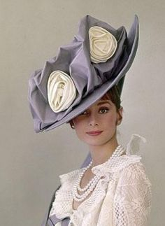 "(My Fair Lady 1963)- Said she was ""too skinny and [her] lips were wrong."" Audrey Hepburn, one of the most recognizable beauties of our time, thought she wasn't even pretty."