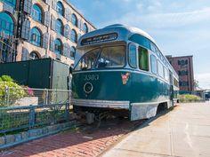 Red Hook - Brooklyn #brooklyn #redhook #train #tramway #nyc #newyorkcity #bpvny