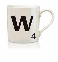Scrabble A-Z mugs - Image 23