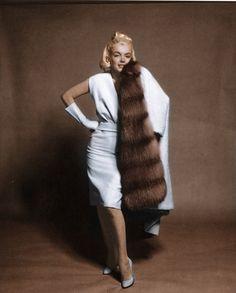 "Marilyn Monroe ""The Last Sitting"" (1962) by Bert Stern."