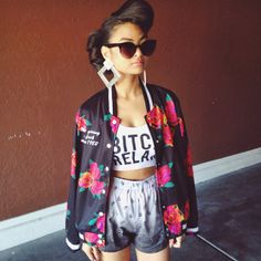 . Dope Fashion, Urban Fashion, Teen Fashion, Fashion Outfits, Womens Fashion, Swag Style, My Style, Beautiful Outfits, Cute Outfits