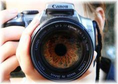 Si fuera una cámara de fotos, el ojo humano tendría 576 megapíxeles de resolución.