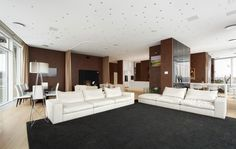 living area - Stonehenge by Archduet