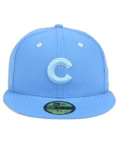buy online 8806f fa391 New Era Chicago Cubs Pantone Collection 59FIFTY Cap   Reviews - Sports Fan  Shop By Lids - Men - Macy s
