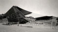 Estadio Municipal de Braga / Eduardo Souto de Moura / Braga / 2003