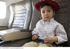 little boy on an airplane 42 17948708 The little boy and the priest