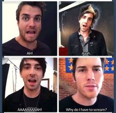 If this doesn't perfectly describe All Time Low, I don't know what does