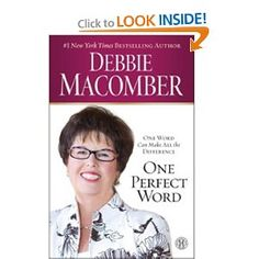 Fantastic book. Debbie Macomber gets you reflecting on your spiritual walk and how to listen when God speaks.