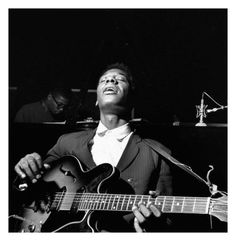 Grant Green. Photo by Francis Wolff