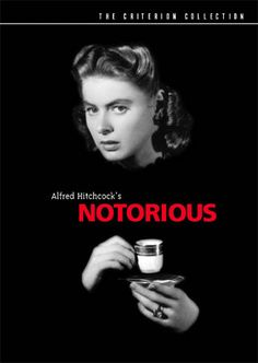 Notorious  Alfred Hitchcock