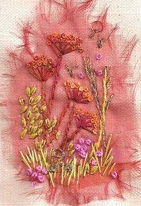 Textile Mini Embroidery Project