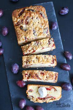 6 Spices Damson Plum Pound Cake