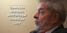 """A mídia no Brasil esconde que LULA está sendo investigado, já a TV de PORTUGAL faz uma denúncia completa do ex-presidente colocando o mesmo como o """"chefe da quadrilha"""" de um dos maiores…"""