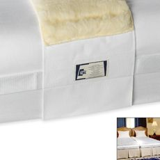 Twin Bed Connector Mattress Topper