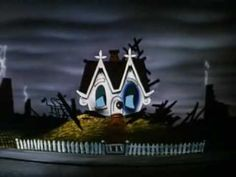 """The Little House!!! A short Walt Disney film based (I think) on the book, """"The Little House"""" by Virginia Lee Burton."""