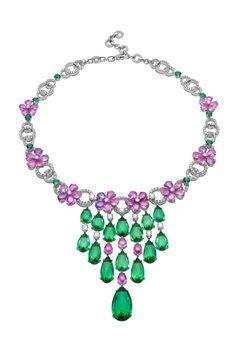 Is Jewellery Art. Bulgari #diamonds