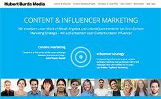 Burda Community Network - Medien Angebote - Content & Influencer Marketing