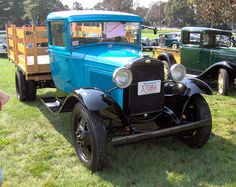 File:1930 Ford Model AA stake-bed truck.JPG