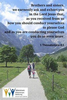 August 28, 2015 - 1 Thessalonians 4-1