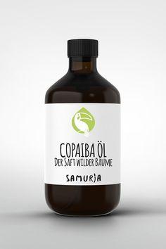 Copaiba-Öl - Es zählt zum besten Copaiba, dass man erhalten kann. 50 - 60 % CBD-Gehalt und damit fast 4 mal höher als Hanf-Öl (14 %) #Wirkstofföle #Copaiba #Öl #Amazonas #Rohstoffe #CBD