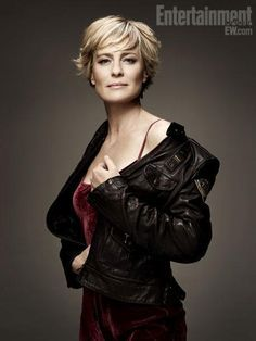 robin wright house of cards haircut - Google Search