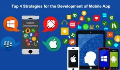 If you are planning for the development of mobile app you should know the latest method and techniques used for IT infrastructure and also visual development environment. Here some points which helpful in the mobile app development