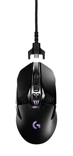 Logitech's G900 Chaos Spectrum Is A Professional Grade Wireless Mouse.