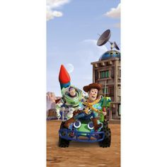 Disney Toy Story Door Poster