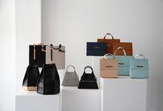 #RAWPIECE #leather #bag #bags #milan #taipei #raw