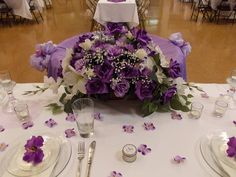 Bride and groom table: 10/11/14 (sister's reception)