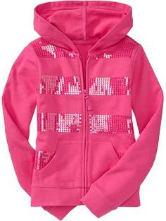 My little girl would love this Old Navy zip-up hoodie because it sparkles. Will keep her warm on cooler days while still keeping with her all pink theme. Little Baby Girl, Little Babies, Old Navy Kids, Kids Fashion, Fashion Outfits, Little Fashionista, School Shopping, Girls Best Friend, Back To School