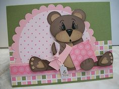 will have to figure out how to make this bear in honor of babybear.