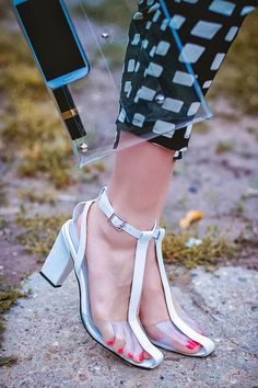 #fashion #shoes gvozdiShe: Porcelain