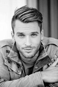 Men's Side Part Haircut Styles