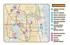 jax ale trail map