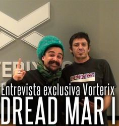 Entrevista // Dread Mar I