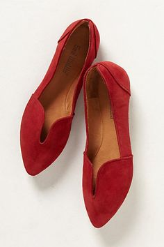 Love. Lydia Cutout Loafers #anthropologie