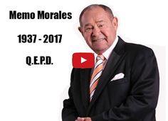 Murió Memo Morales de un infarto  http://www.facebook.com/pages/p/584631925064466