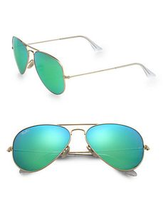 Ray-Ban - Classic Aviator Sunglasses