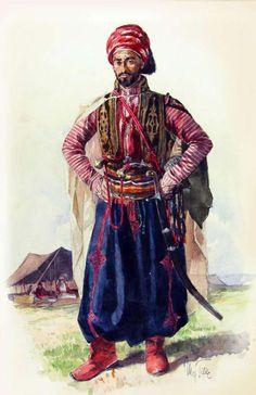 Yazidi Landlord, late 19th Century.